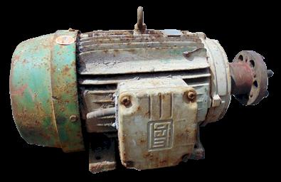 Motor 25CV 4 pólos