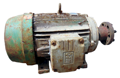 Motor Elétrico Reformado